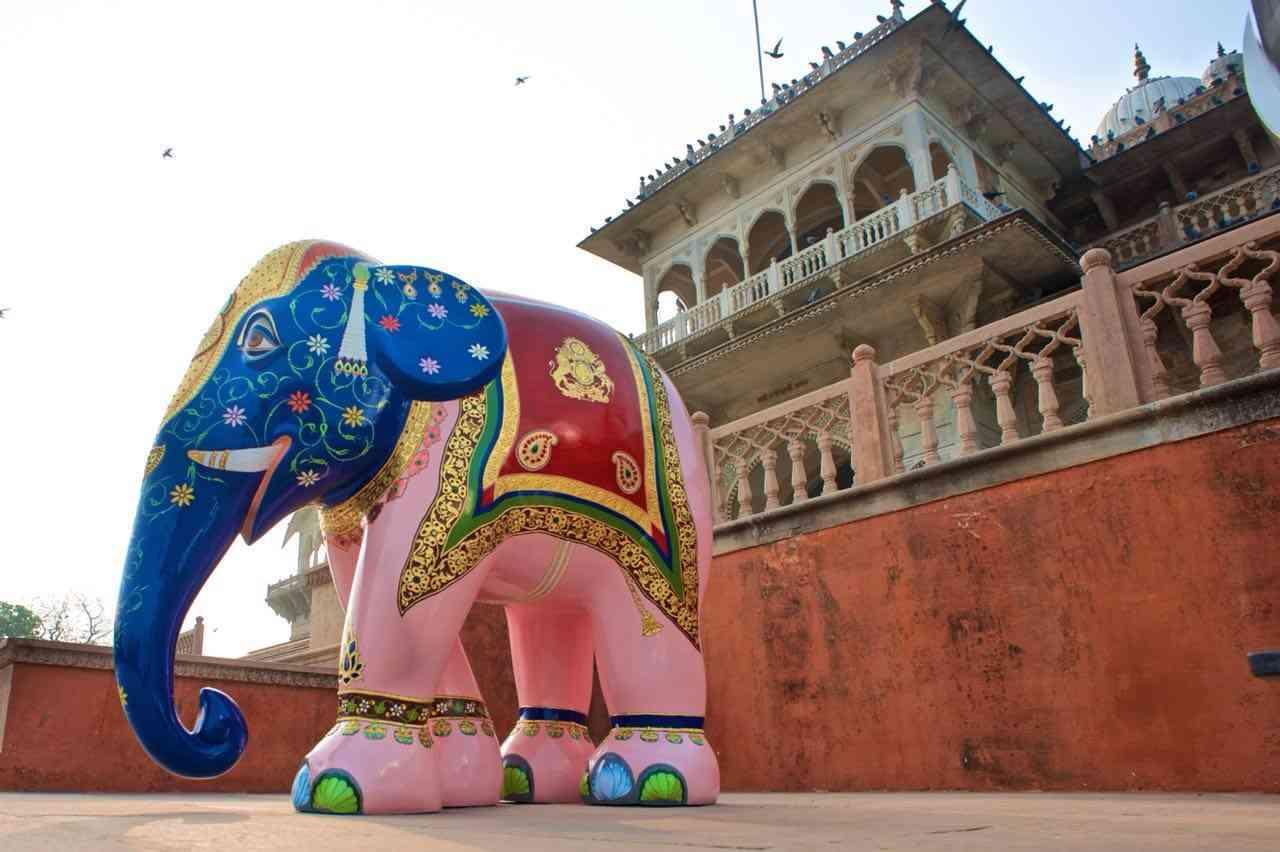 Elephant Parade India 2017