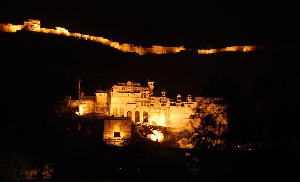 Taragarh Fort