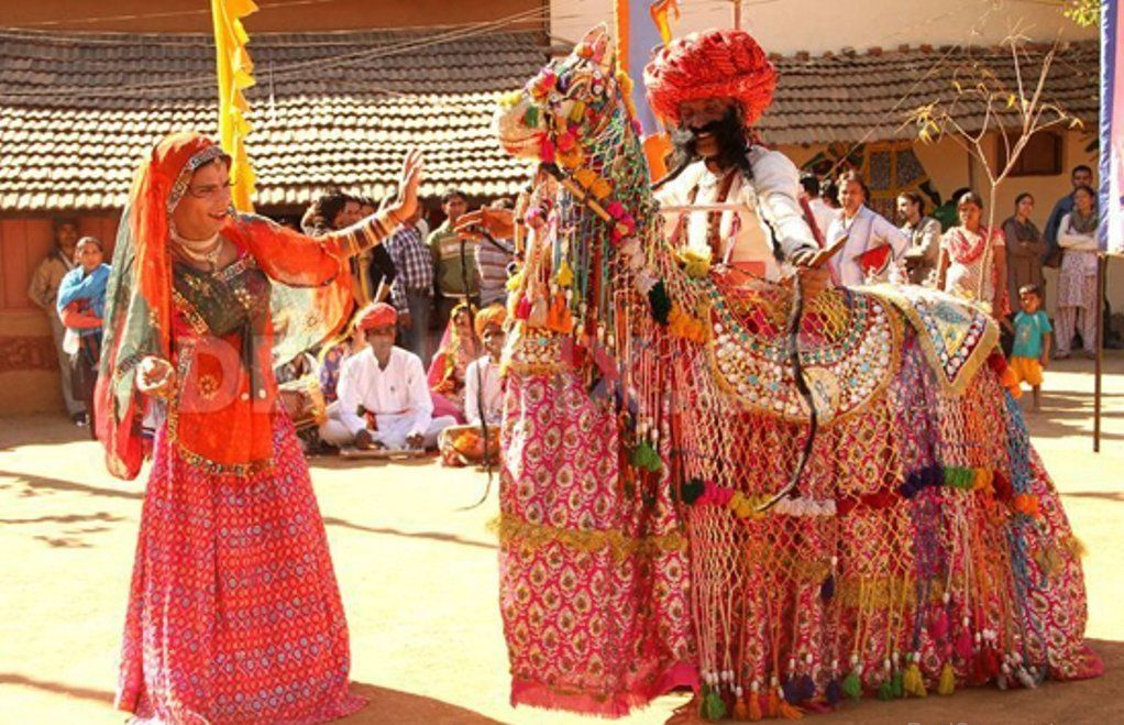 Goga Medhi Fair