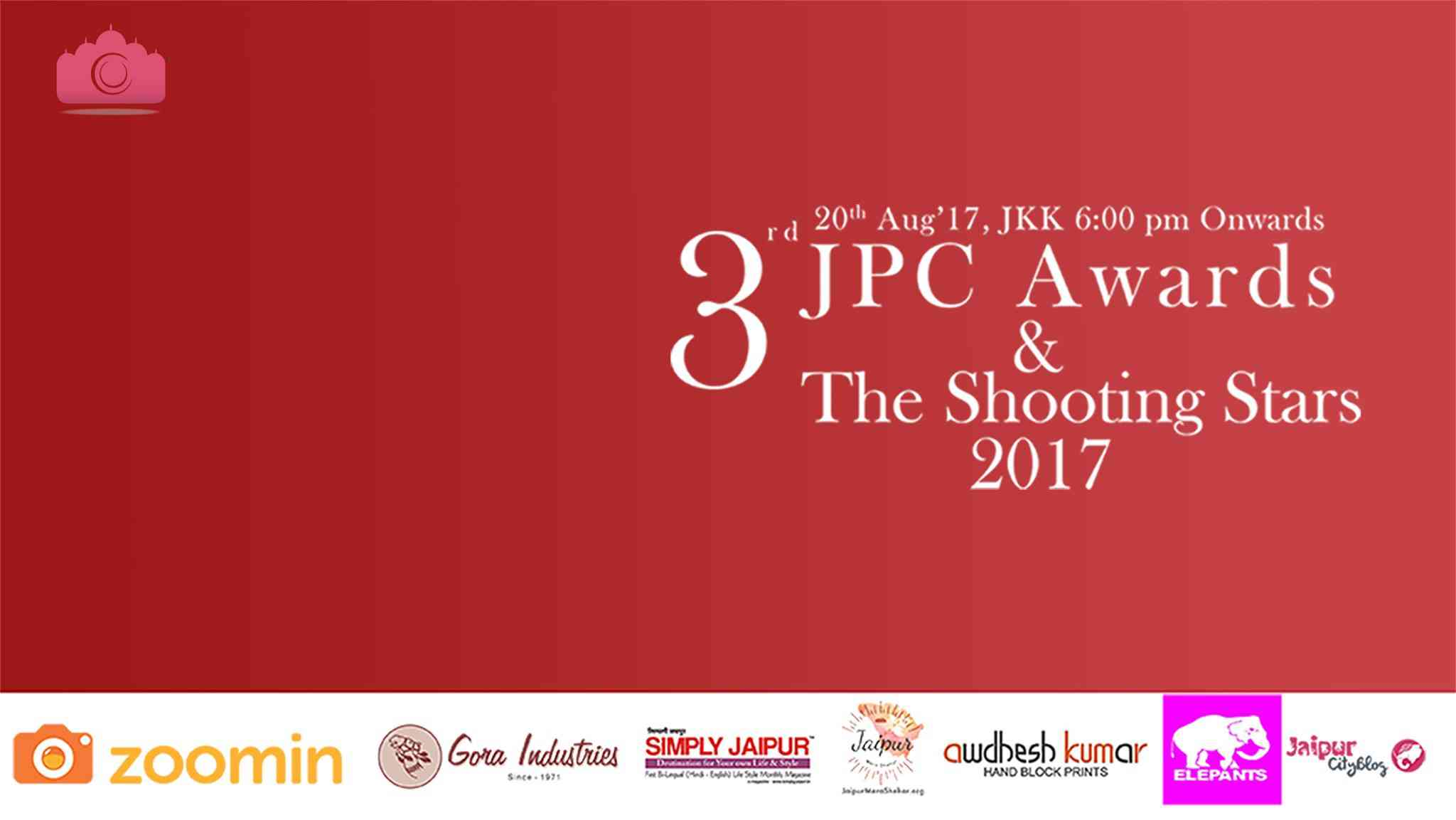#jpcawards #theshootingstars #jaipurphotographersclub