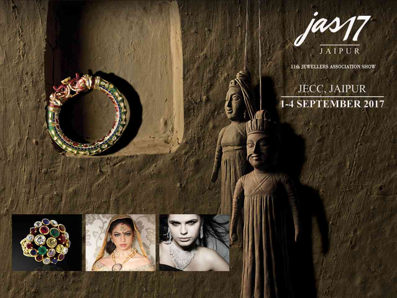11th edition of the Jewellers Association Show Jaipur