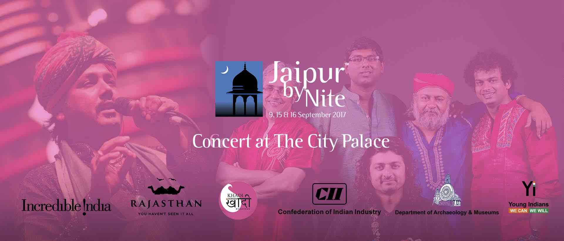 Indian Ocean and Mame Khan to rock 'Jaipur By Nite'