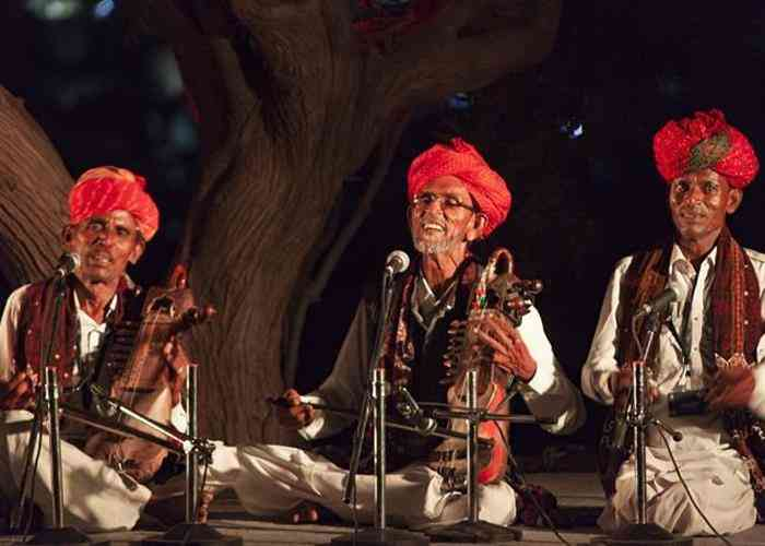 Rajasthani folk musicians are at the heart of Jodhpur RIFF