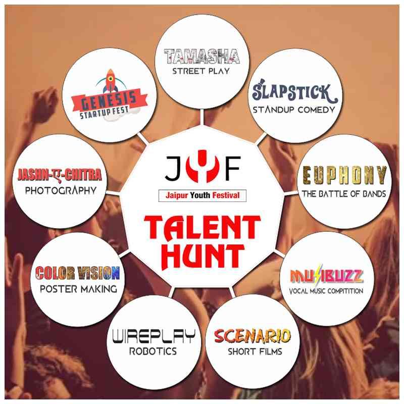 Talent Hunt - JYF 2017