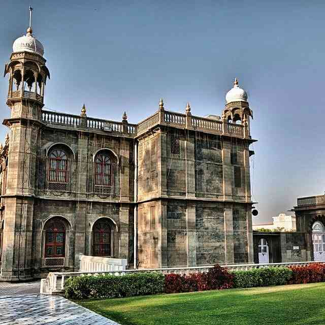 Mosque Fakhri Mazar