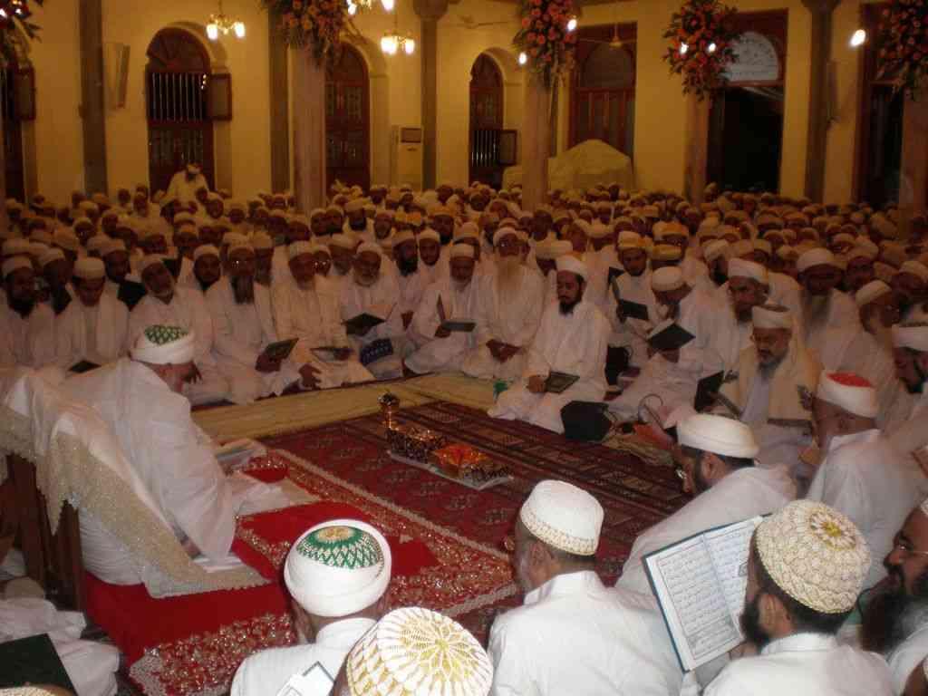 Mass Prayer - Recitaion of Quran