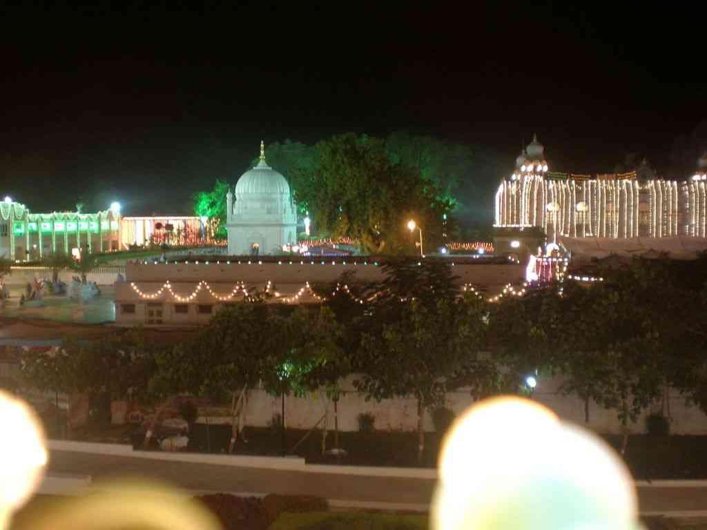 Decoration of Galiakot Dargah Compound