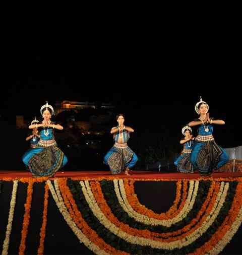 Kumbalgarh festival