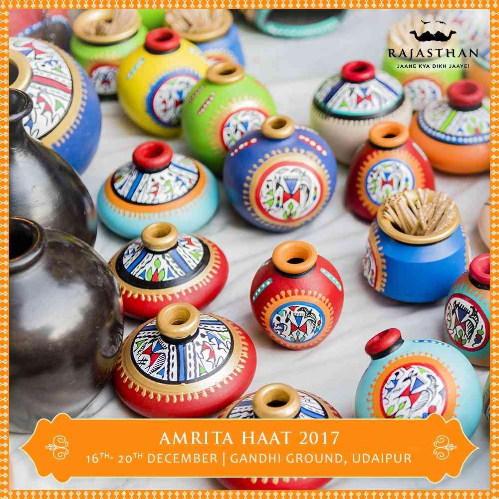 Amrita Haat Udaipur 2017