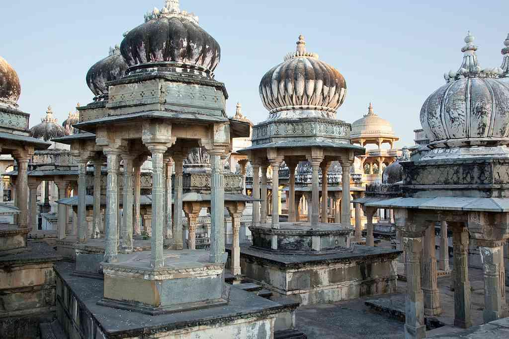 Ahar cenotaph complex