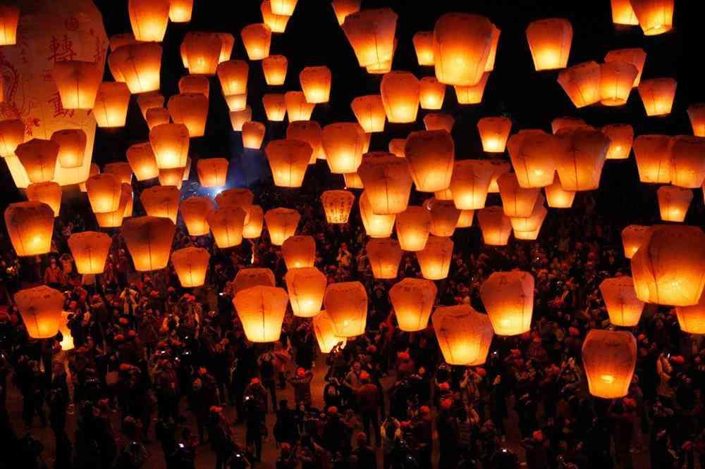 Jaipur Lantern Festival