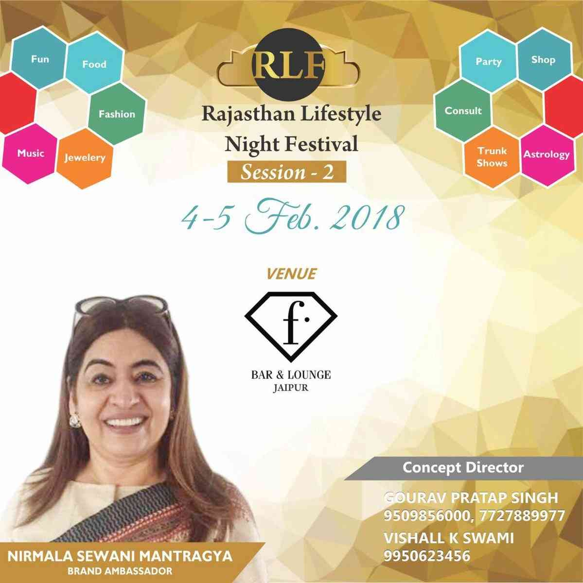 Rajasthan Lifestyle Night Festival Season 2
