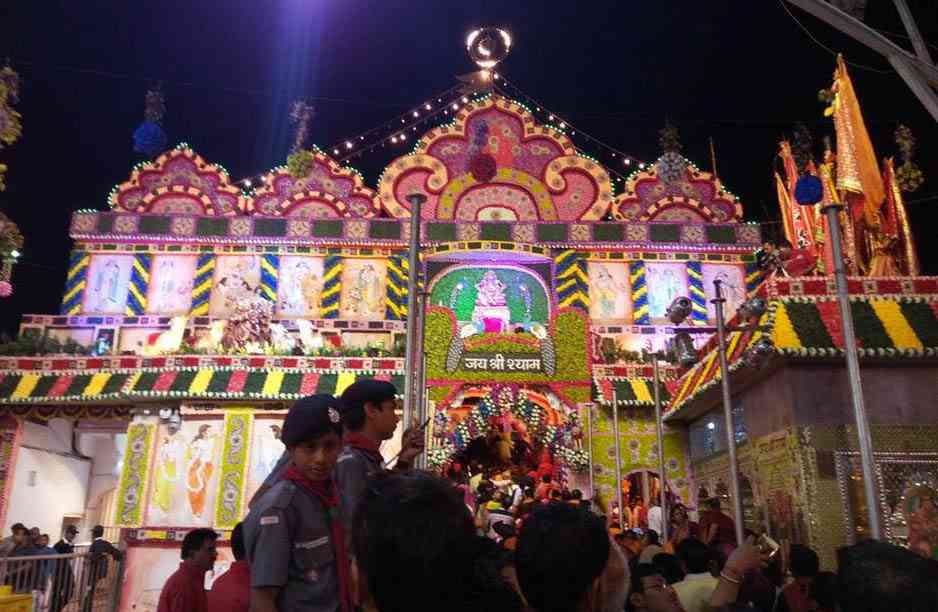 Khatu Shyam Mela Decoration