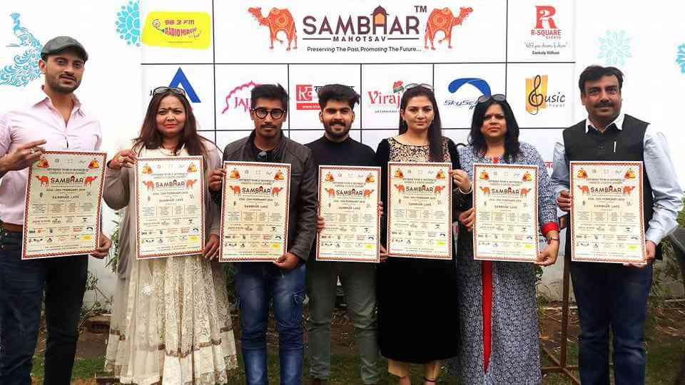 Sambhar Mahotsav - Organizers and Partners