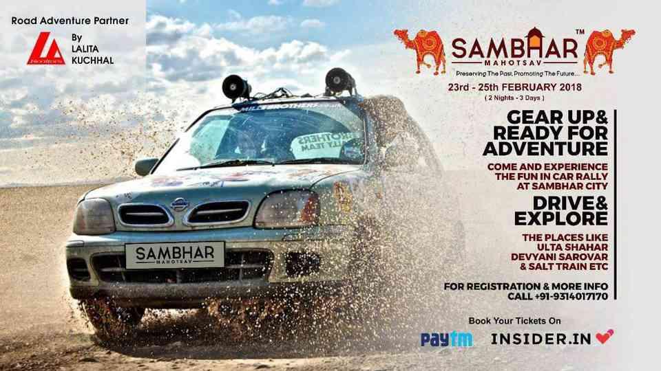 Sambhar Mahotsav - Attractions