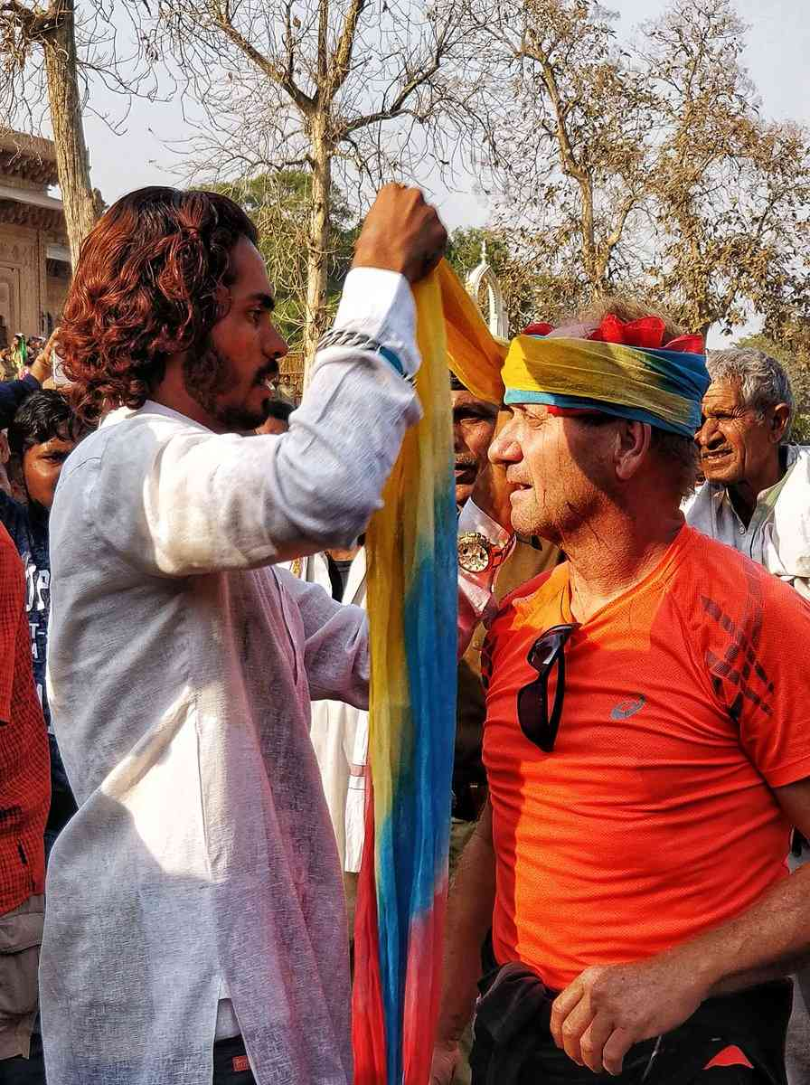 Braj Holi Festival 2018, Bharatpur