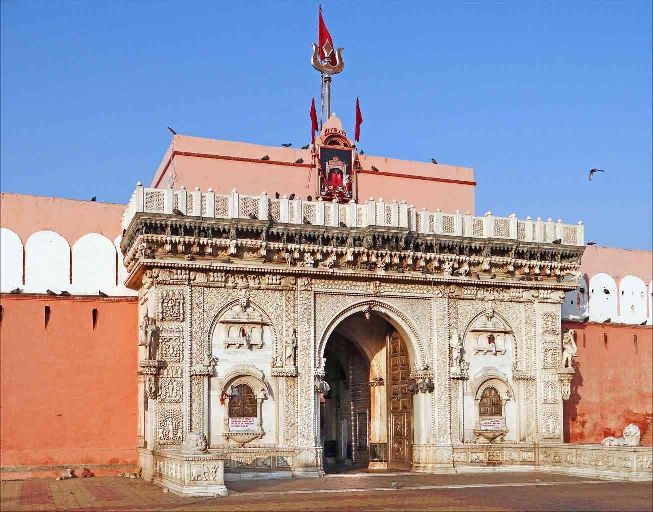 Karni Mata Temple, Deshnoke, Bikaner, Rajasthan