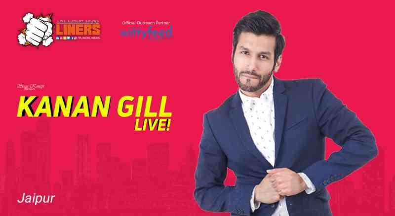 Punchliners Stand-Up Comedy Show Kanan Gill