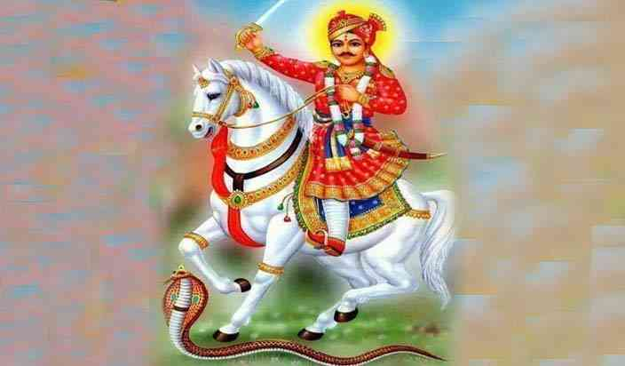 Veer Tejaji Dashmi in Rajasthan