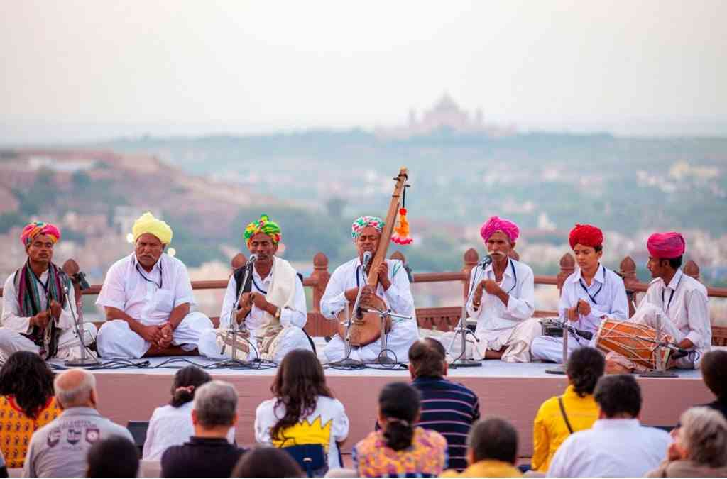 music festival in Rajasthan