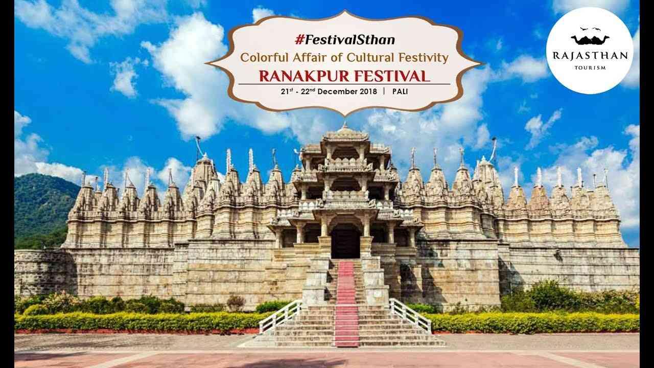 Ranakpur Festival in Rajasthan