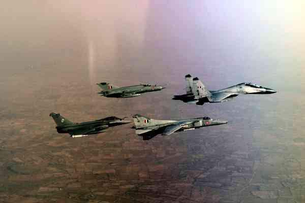Indian Air Force Vayu Shakti