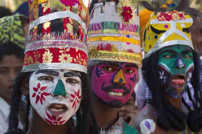 Bundi festival in Rajasthan