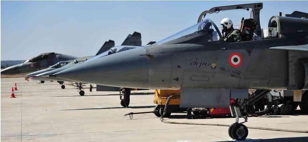 Light Combat Fighter plane Tejas