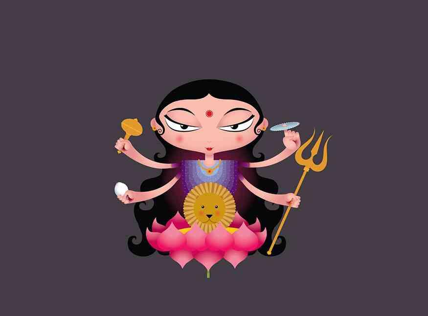 Goddess Siddhidaatri