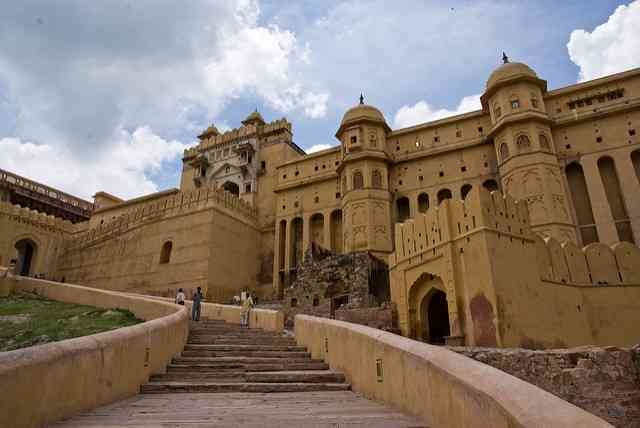 historical amber fort of Jaipur