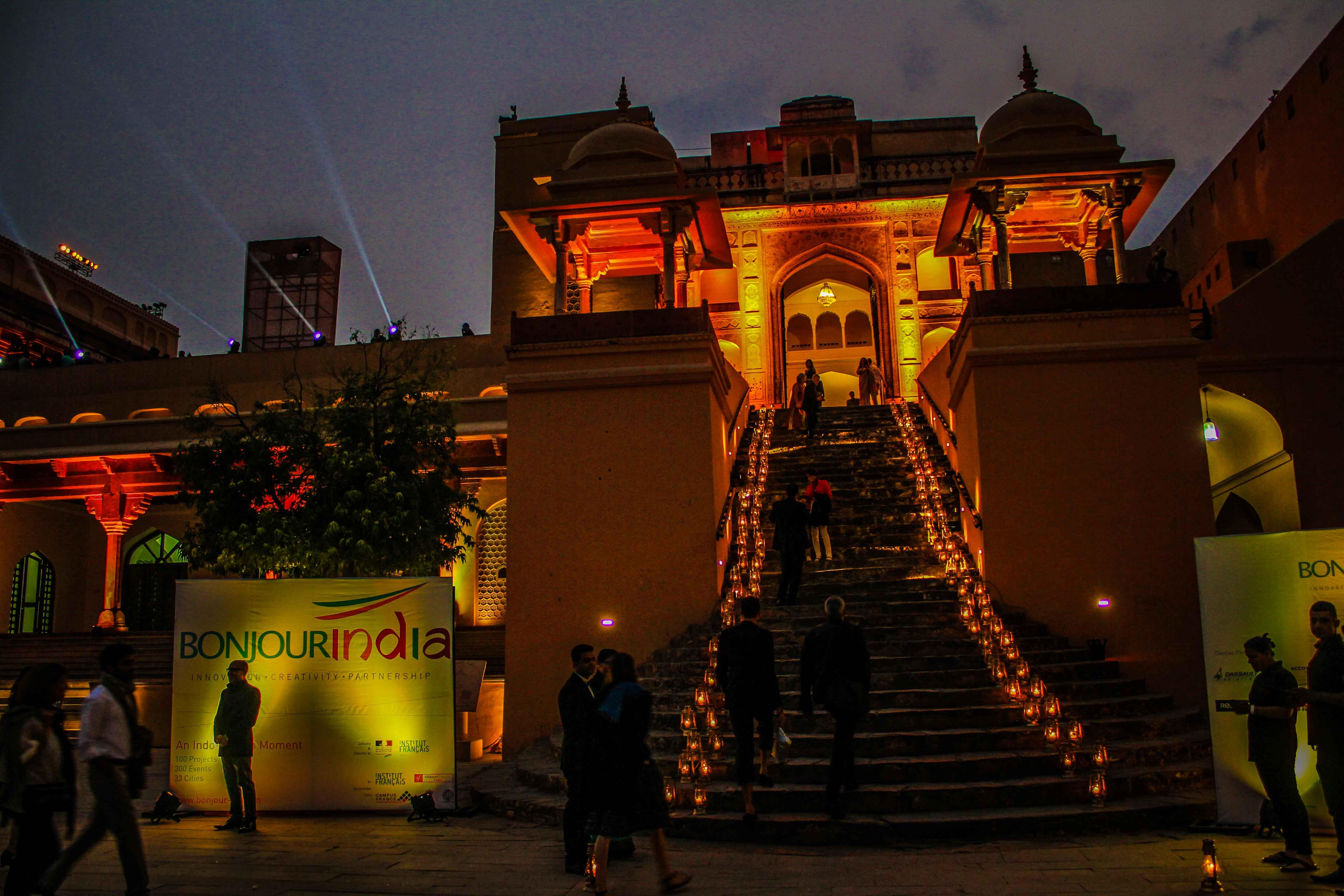 bonjour india festivals in jaipur